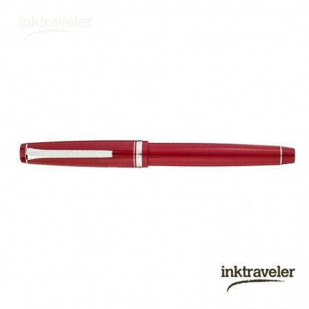 Pilot Falcon/Elabo Soft Medium Red