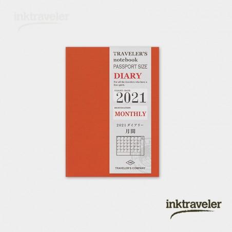 TRC Refill 2021 Monthly (Passport Size)