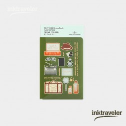 TN Passport Clear Folder 2020