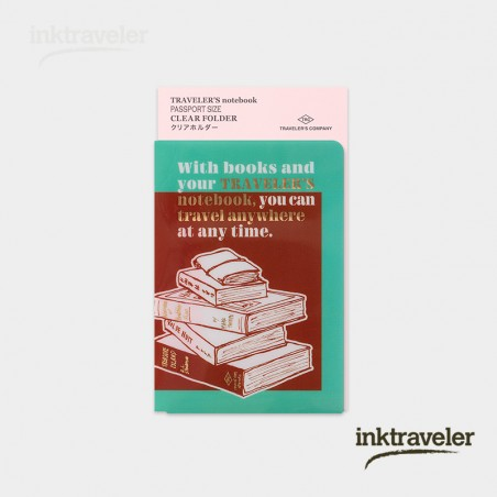 TRC Funda Bolsillo libros viajeros 2021 (Tamaño pasaporte)