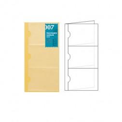 007 Card file (Regular size)