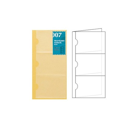 007 TN Regular Refill Card File TRC
