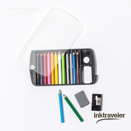 TRC Mini Color Pencil Set
