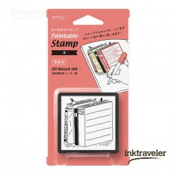 Paintable stamps Books