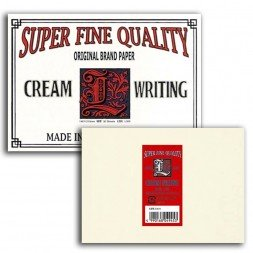 L Paper Pad Cream & Envelopes