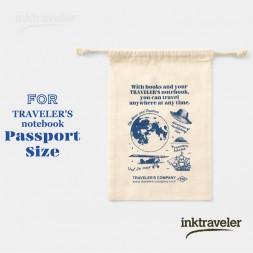 Traveler's bag Passport Size