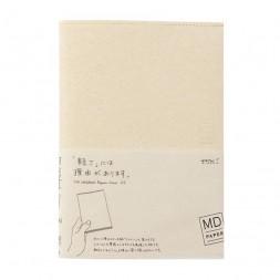 A5 midori cubierta papel crema