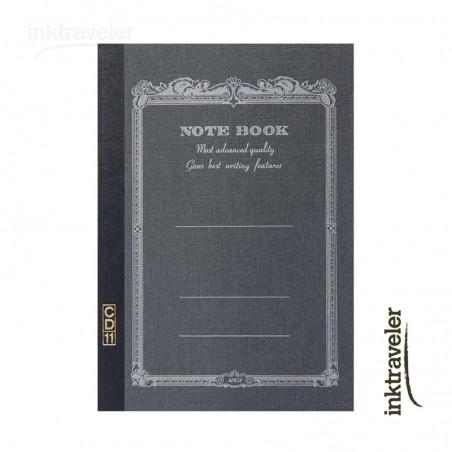 A5 Apica CD Note A5 Black Ruled