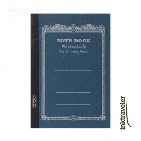 A5 Apica CD cuaderno azul rayado
