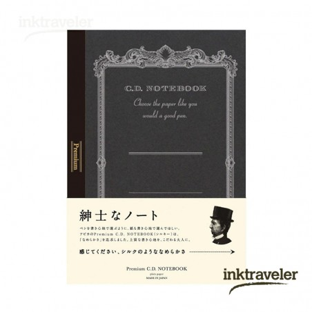 a5 Apica Premium CD Silky cuaderno liso