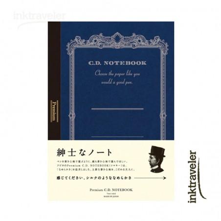 A5 Apica Premium CD Silky cuaderno Rayado