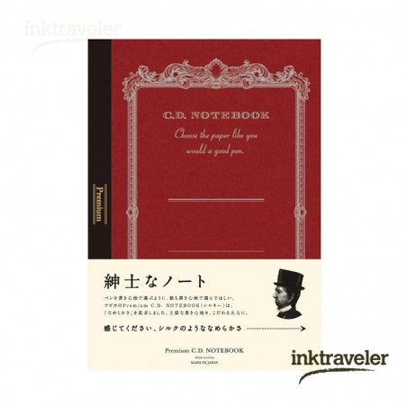 A5 Apica Premium CD Silky cuaderno Cuadriculado