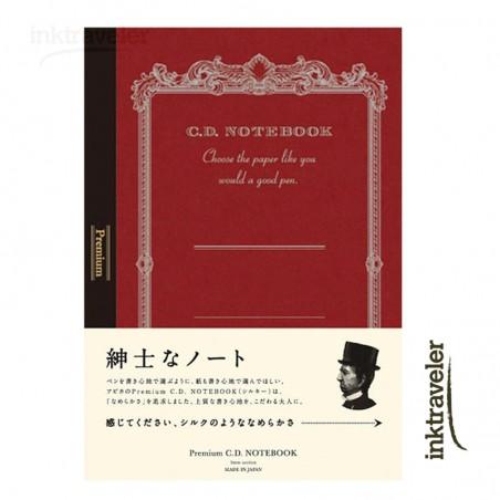 A4 Apica Premium CD Silky cuaderno Cuadriculado