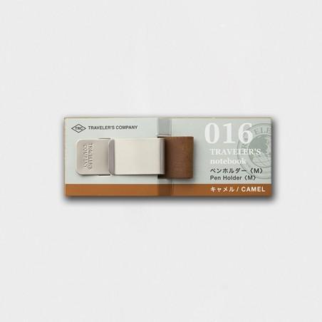016 Penholder M Camel Regular and Passport Size TRC