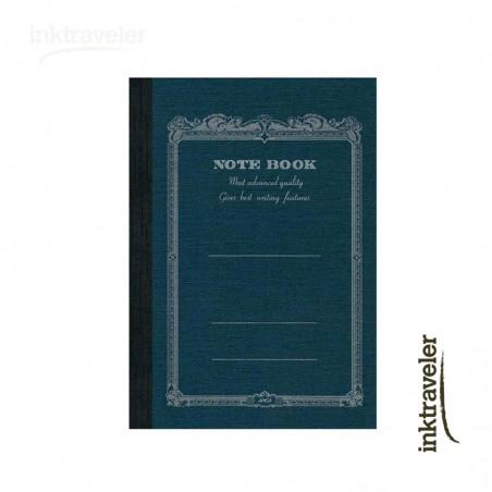 B6 Apica CD cuaderno azul rayado