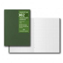 002 MD Paper Refill. Grid....