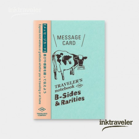 TN super Message Card passport size