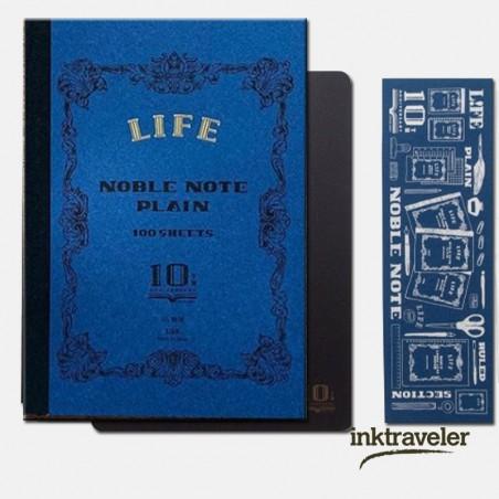 A6 Life 10º Aniversario noble note rayado