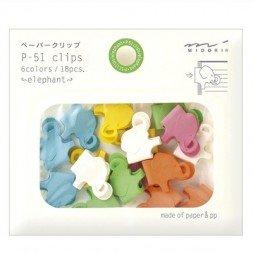 "P51 Clips ""Elephant"""