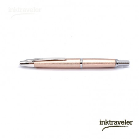 Pilot Capless Décimo alumite Special ed. Champagne gold
