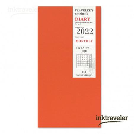 TRC 2022 Refill Monthly (Regular size)