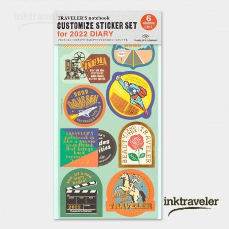 Prereserva Stickers Customize 2022