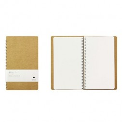 TRC Spiral Ring notebook A6...