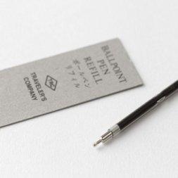 Recambios de tinta negra para Bolígrafo de latón.