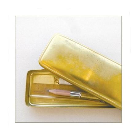 TRC Brass Pen Case