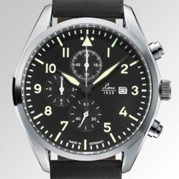 Laco 42mm Pilot C Quarz. Trier