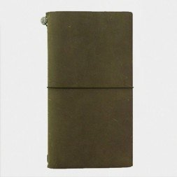Traveler's Notebook Olive...