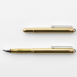 TRC Fountain Pen Solid Brass