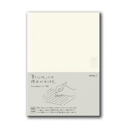 A5 midori cuaderno rayado MD paper