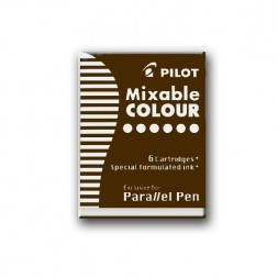 Parallel Pen Sepia Cardtidges