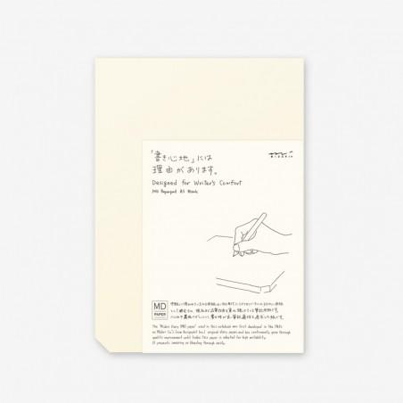A5 Midori MD paper pad liso