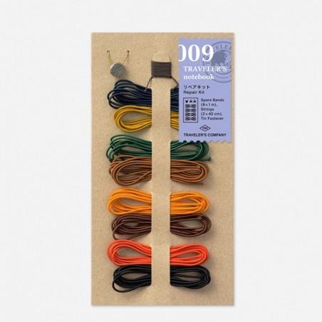009 Kit de reparación 8 Colores (Tamaño Original y pasaporte)