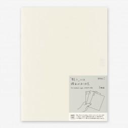A4 midori pack 3 Notebook...