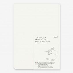 A4 Midori Cotton pad liso