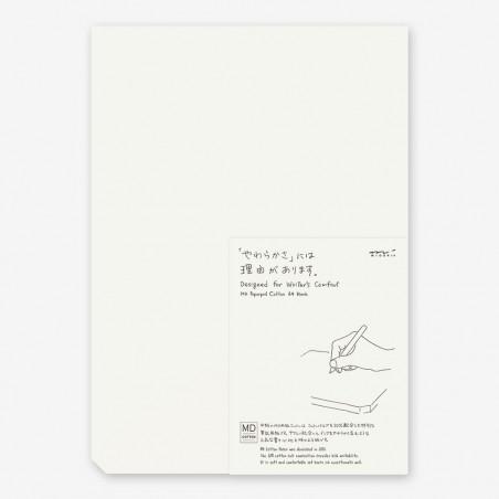 A4 Midori Cotton plain pad