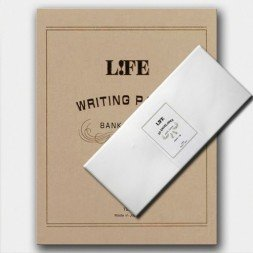 LIFE Bank Paper & envelopes...