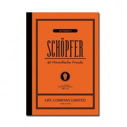 A5 Life Schopfer Notebook...