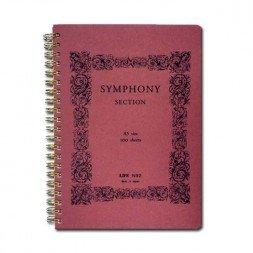 A5 Symphony 100 Págs....